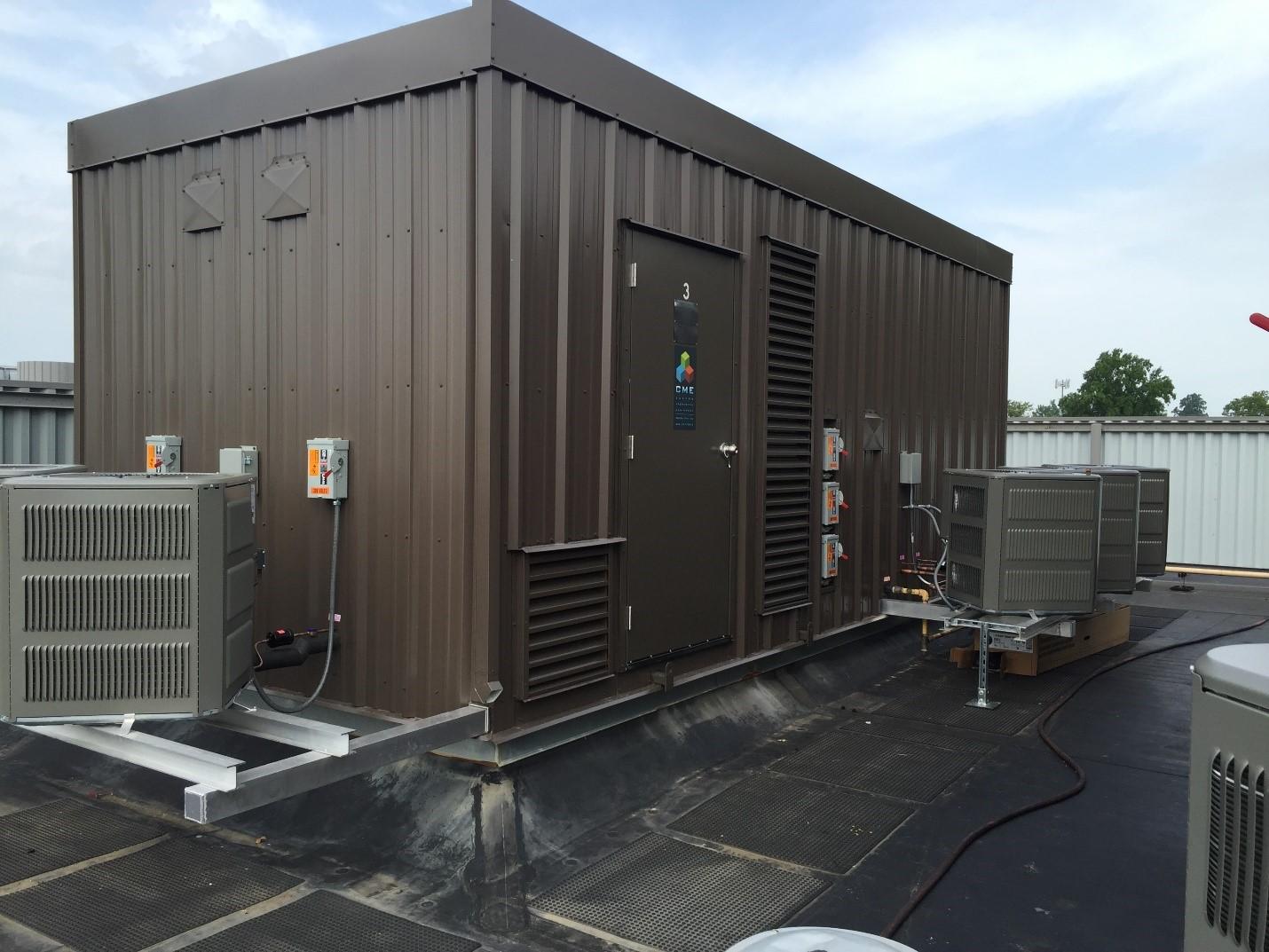 PMZ3 45 Ton Penthouse Unit