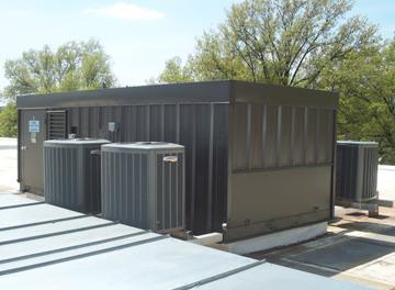 Roof Top Multizone Unit