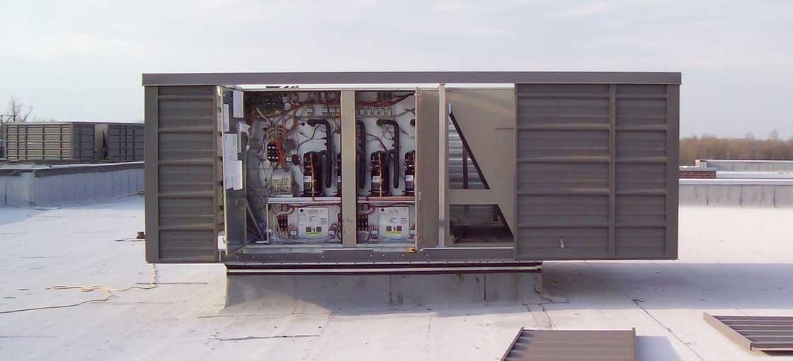 Custom Multizone Hvac Manufacturer Rtu Pmz Rooftop